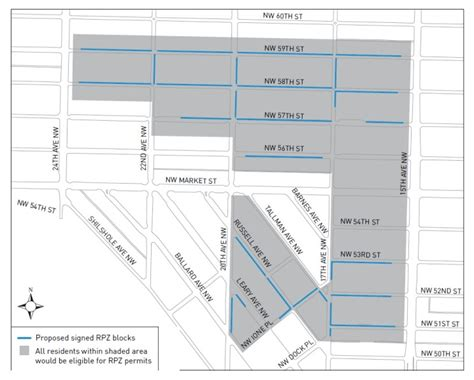 seattle parking zone map we want to hear from you about a proposed restricted