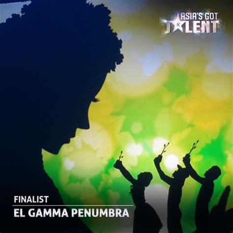 el gamma penumbra asia s got talent vote video el gamma penumbra gets standing ovation on asia s