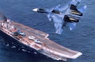russian su 33 flanker d carrier borne fighter jet