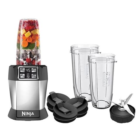 Blender Single nutri 174 single blender with auto iq new in box ebay