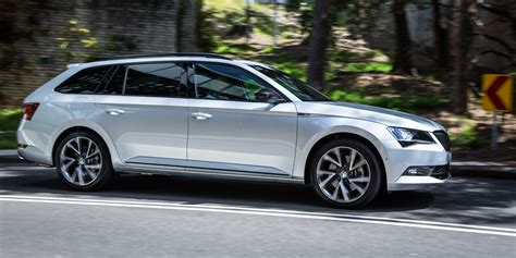 2017 skoda superb sportline 206tsi review caradvice