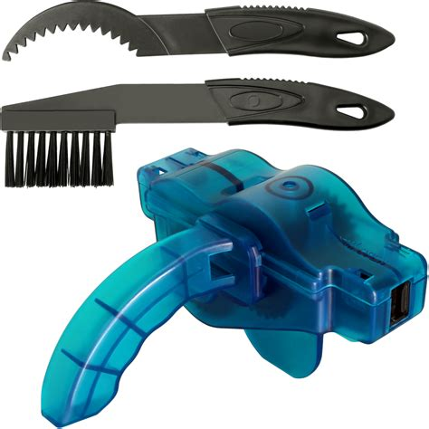 Chain Cleaner For Bicycle bike chain cleaner scrubber machine brushes cleaning tool