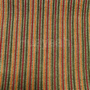 Striped Chenille Upholstery Fabric Stripe Jacquard Chenille Upholstery Fabric