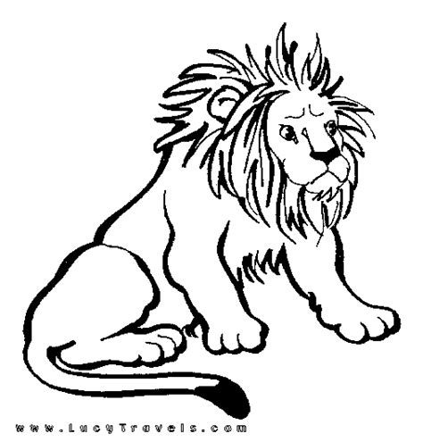 africa safari lion coloring pages gt gt disney coloring pages