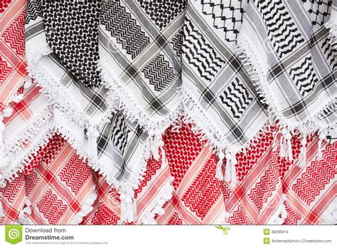 arab keffiyeh pattern arabic scarf keffiyeh texture background stock images