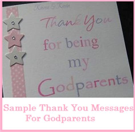 Wedding Anniversary Wishes For Godparents by Thank You Messages Godparents