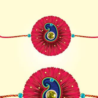 How To Make Rakhi With Paper - 5 simple handmade rakhi ideas for world of