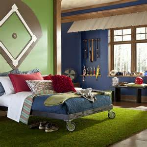 world series boys baseball themed room mohawk homescapes mohawk homescapes