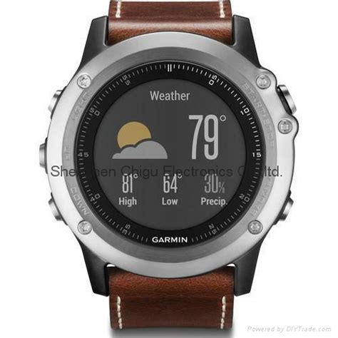 Jam Tangan Gps Garmin Fenix 3 Hr garmin fenix 3 sapphire gps multi sport triathlon fitness running hiking china