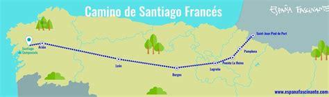 camino de santiago frances way to santiago fascinating spain