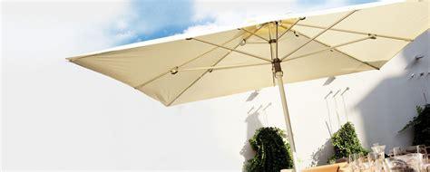 Sonnenschirm Sockel Fahrbar by Doppler Sonnenschirme Innovativ F 252 R Privat Und Gastronomie