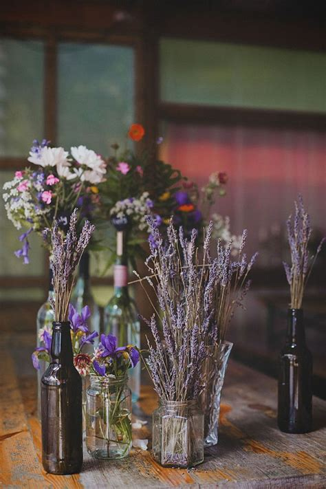best 25 lavender centerpieces ideas only on