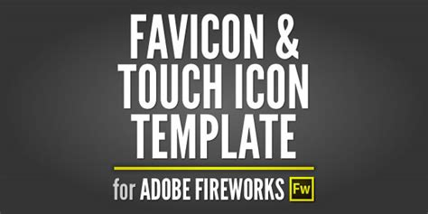 apple touch icon template favicon apple touch icon adobe fireworks template the