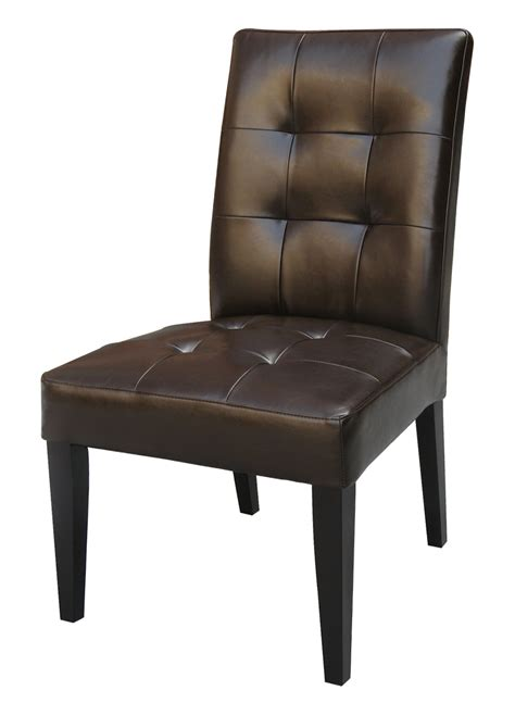 oversized dining chair best selling home decor bronson oversized tufted leather dining chair set of 2 home
