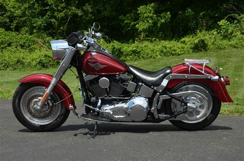 2001 Harley Davidson Fatboy Specs by 1994 Harley Davidson Flstf Boy Pics Specs And