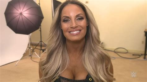 trish stratus contract what trish stratus has missed most about wwe youtube