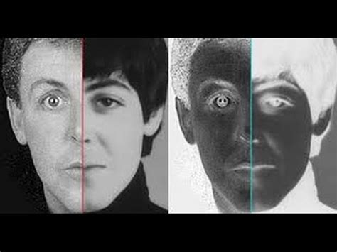 paul mccartney illuminati faul mccartney reptilian replacement