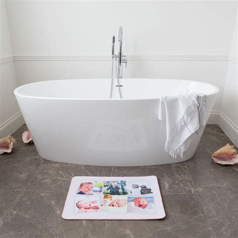 design your own bathtub personalized bath mat design your own bath mat