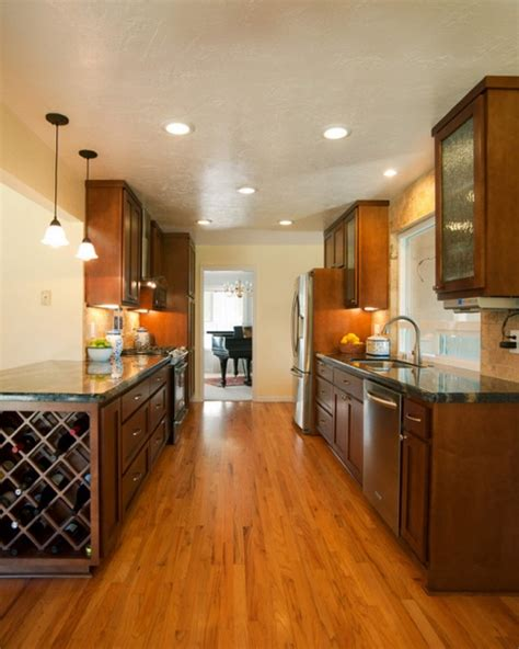 where to place recessed lights in kitchen recessed lighting layout galley kitchen lilianduval