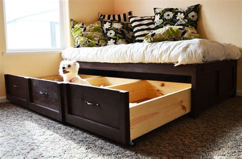 how to make a daybed frame cheap home improvement ideas you can do with a hammer and nail