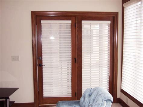 Single Patio Door With Built In Blinds single patio door with built in blinds icamblog