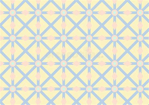 pattern triangle pastel asterisk circle and triangle pattern on pastel color