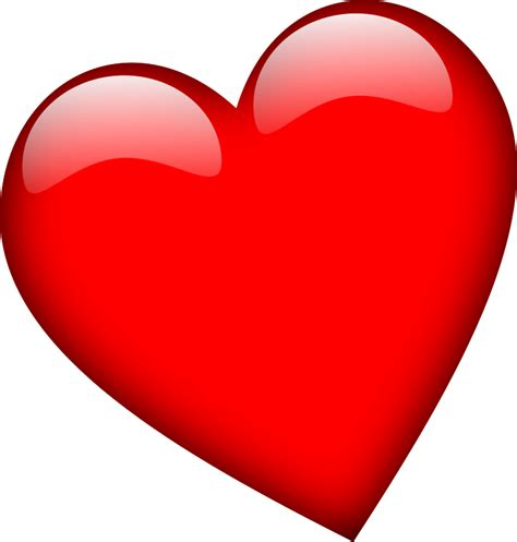 clipart stylish red heart clipart red heart