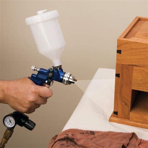 woodworking spray guns gravity feed hvlp spray gun rockler woodworking and hardware