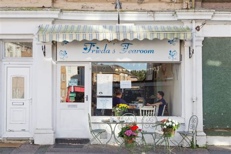 Bournemouth Tea Rooms by Frieda S Afternoon Tea Bournemouth