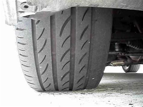 alignment wear on tires question about toe alignment and tire wear clublexus