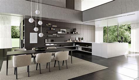 siematic löhne siematic difuminadas l 237 neas entre la cocina y la sala