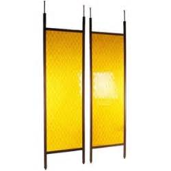 Room Dividers Sale - mid century modern funky polka dot lucite tension pole room polyvore