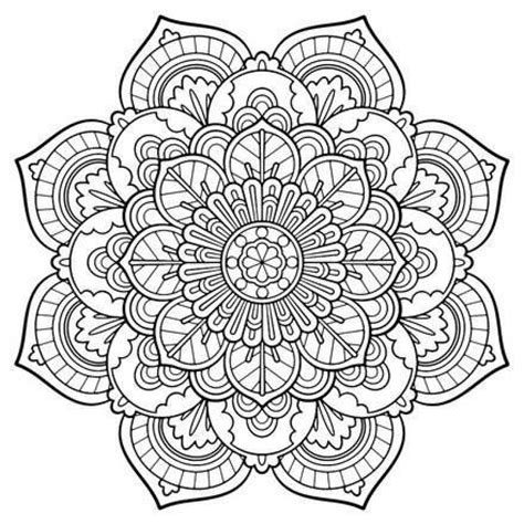 mandalas coloring pages on coloring book info best 20 mandala coloring pages ideas on