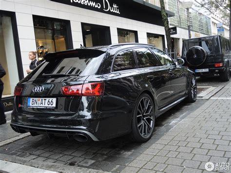 Audi R6 Avant by Audi Rs6 Avant C7 2015 18 Januar 2017 Autogespot