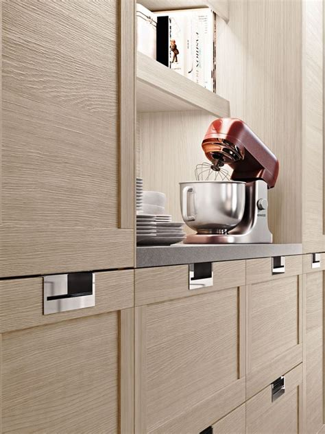 contemporary kitchen cabinet handles modern recessed pulls cabinet finish pinterest