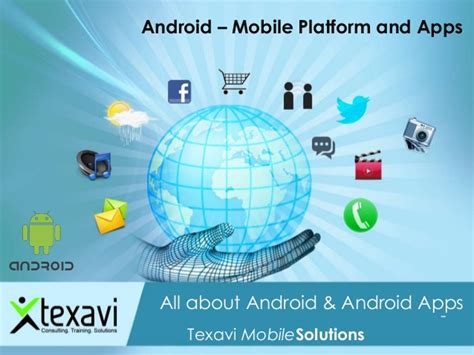 android themes ppt all about android app development texavi presentation