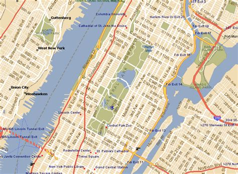 printable new york map new york map printable travelsfinders
