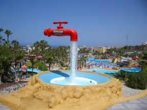 Water Parks In Tenerife Water Parks