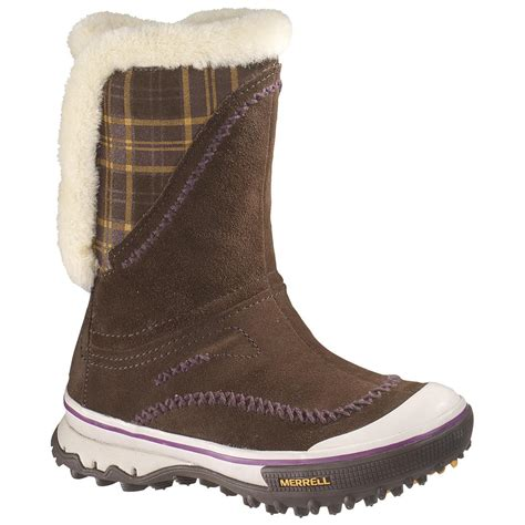 pull on boots for s waterproof merrell 174 pixie pull on boots 211980