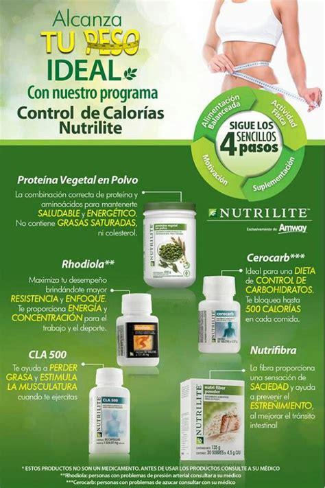 Plano Detox Supplement by Nutrilite Para Informacion Visits Mi Tienda En