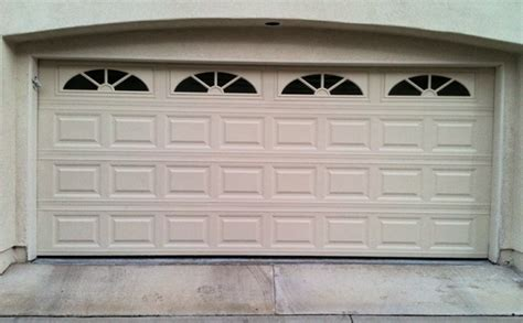 Almond Color Garage Door All County Garage Doors County Garage Door