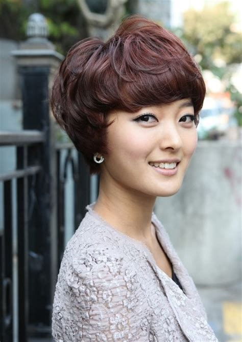 japanese middle age hairstyles 23 cute short hairstyles with bangs styles weekly