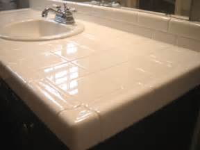 Bathroom Tile Countertop Ideas by White Tile Ideas For Master Bathroom