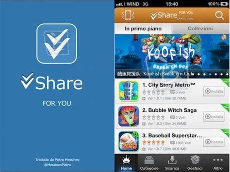 vshare android apk como instalar apps gratis con vshare en un iphone alternativa installous
