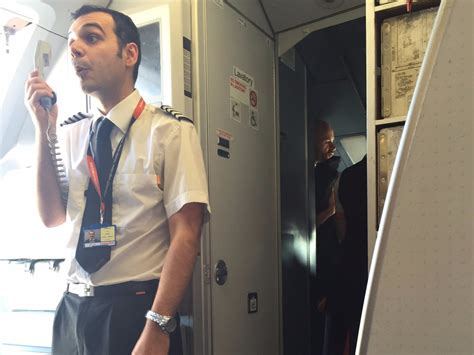 easyjet cabin crew easyjet flight delayed after cabin crew spat itv news