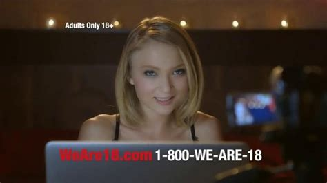 we are 18 tv commercial for phone and video chat ispot tv we are 18 tv spot dakota skye ispot tv