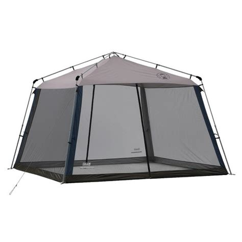 canadian tire awnings coleman 174 instant screened canopy 11 x11 target