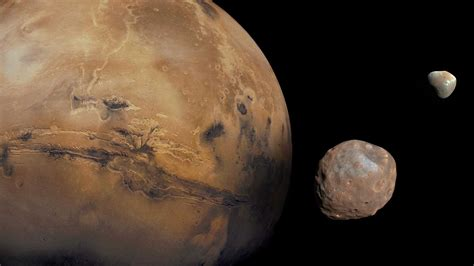 From Mars mars the race to put humans on the planet