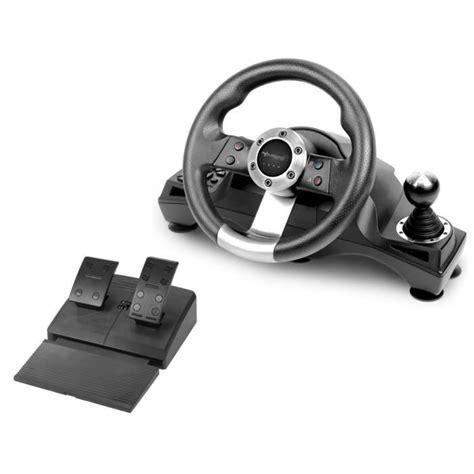 volante ps4 volant drive pro sport ps4 ps3 xbox one achat