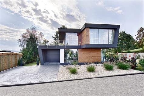 modern haus fachadas de casas modernas 51 boas ideias arquidicas